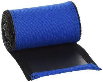 Swimming Pool Grab Rail Or Ladder Cover Neoprene Soft Safety Grip Blue Or Black 4 Or 2 Feet 4 Feet Royal Blue