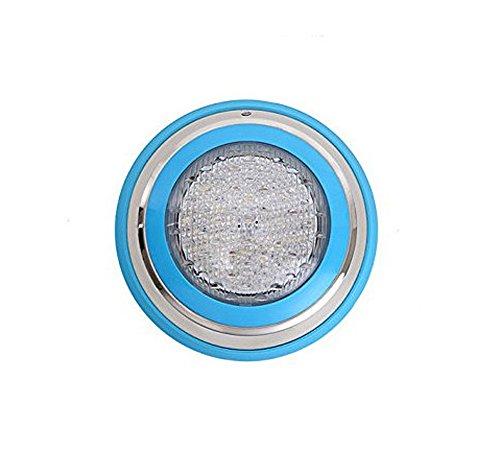 Nantonin54w18×3w LED Wall Mounted Swimming Pool Light RGBWarm WhiteCool White RGB