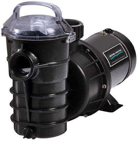 Pentair DYNII-N2-1HP Dynamo Two Speed Aboveground Pool Pump with 3-Feet Standard Cord 1 HP