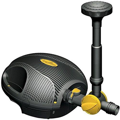 Laguna PowerJet 600 FountainWaterfall Pump Kit for Ponds Up to 1200-Gallon