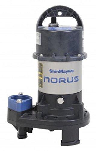 ShinMaywa Norus 4800GPH 13HP Submersible Garden Pond Waterfall Pump  50CR225S