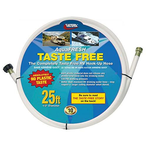Valterra W01-0004 AquaFresh Taste-Free Drinking Water Hose - 25