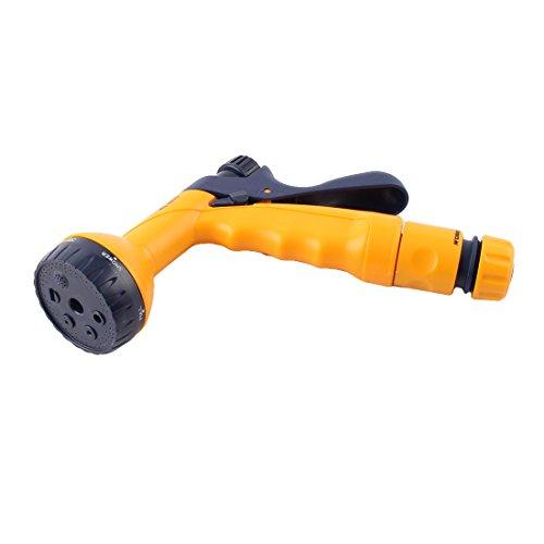 uxcell Yard Garden Plant Lawn Watering Spray Nozzle Trigger Gun Water Hose Sprayer