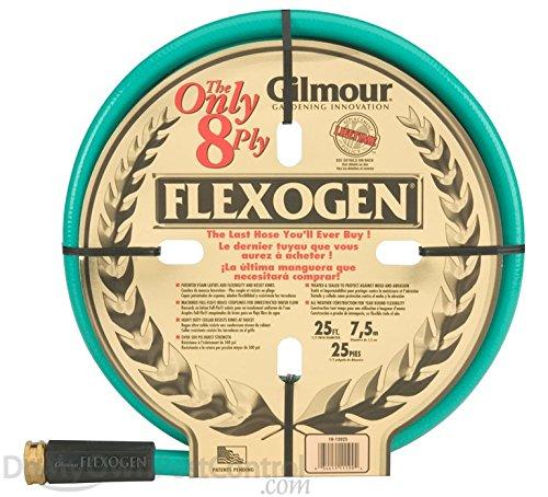 Gilmour Flexogen Premium Garden Hose 58 x 25 10-58025