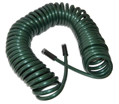 Plastair Springhose Puw875b94h-amz Light Polyurethane Lead Free Drinking Water Safe Garden Hose Green 12-inch