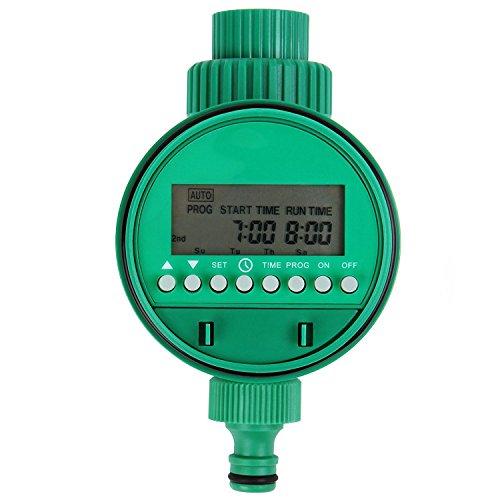 DDSKY Intelligent Automatic Flowers Watering Timer House Garden Irrigation Controller Digital Program Timer