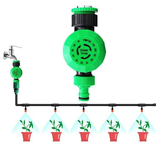 Afco Automatic Mechanical Water Timer Valve Garden Irrigation Sprinkler Controller Water Saving