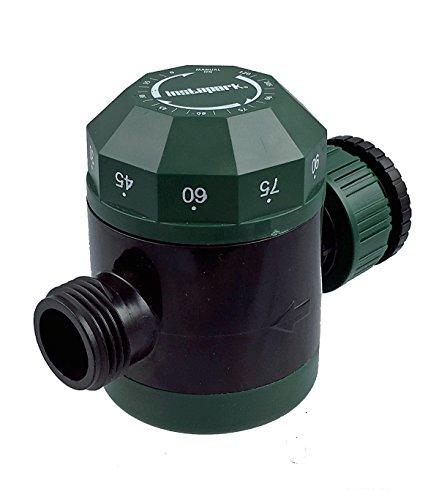 Instapark MWT-06 Outdoor Garden Hose End Automatic Shut-off Mechanical Water Timer