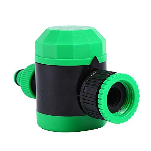 Lawn Sprinkler Automatic Mechanical Water Timer 2 Hour Green Garden Hose Sprinkler Irrigation Controller