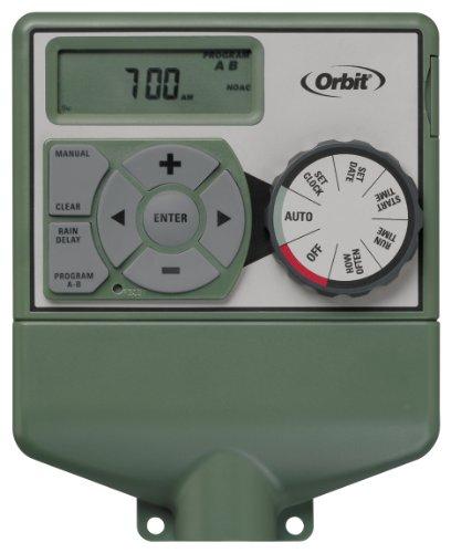 20 Pack - Orbit 4 Station Sprinkler Timer with Easy Dial