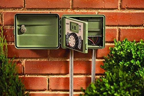 4-stations Easy-set Logic Programming Indoor Outdoor Sprinklers Irrigation Timergy583-4 6-dfg266380