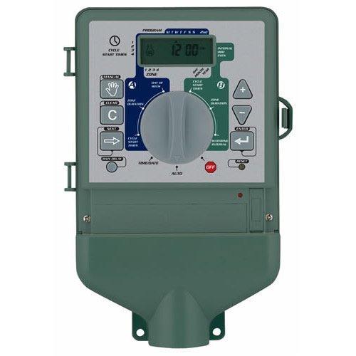 Orbit Sprinkler System 4-station Indoor Mounted Super Dial Sprinkler System Control Timer 57964