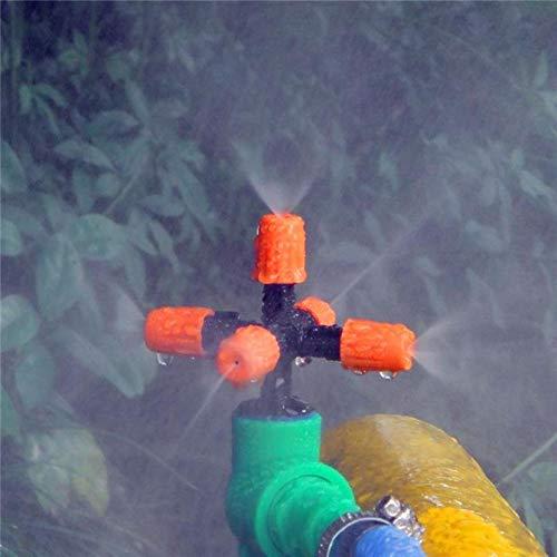 BizAmzz - Watering Kits - 30pcs Set Spray Connector Nozzles Drip Irrigation Sprinklers Watering System Plastic Adjustable - Watering Kits Watering Kits Water Sprinkler Drip Tank Mist Garden Irrig