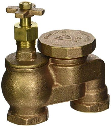 Orbit Sprinkler System 1-Inch Brass Anti-Siphon Control Valve 51017