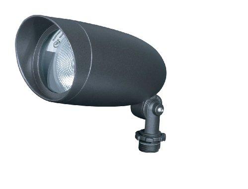 Nuvo Lighting Sf76646 One Light Par20 120 Volt Die Cast Aluminum Durable Outdoor Landscape Security Lighting