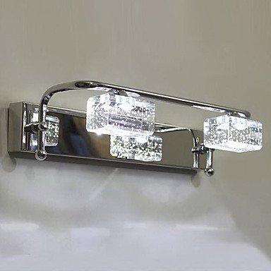 Bathroom Lighting CrystalBulb IncludedLED ModernContemporary Metal  110-120V