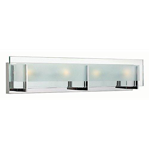 Hinkley Lighting 5654CM-LED2 LED Bathroom Light 66W Latitude 4-Light Fixture - Chrome