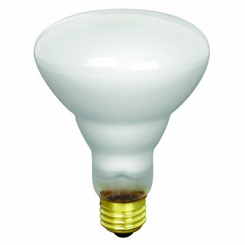 Feit Electric 65BR30FLMP-130 65-Watt BR30 Indoor Reflector Flood Light White 6 Pack
