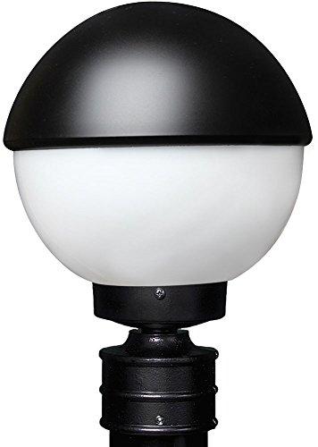 Costaluz 307855-post 3078 Series Contemporary Black Outdoor Lamp Post Light Fixture