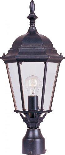 Maxim 1005eb Westlake Cast1-light Outdoor Polepost Lantern Empire Bronze
