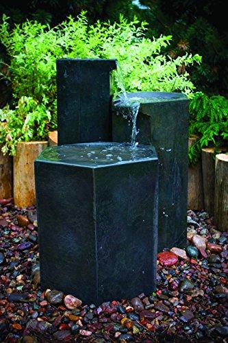 Aquascape Formal Basalt Column Set Fountain Kit Water Feature 58058