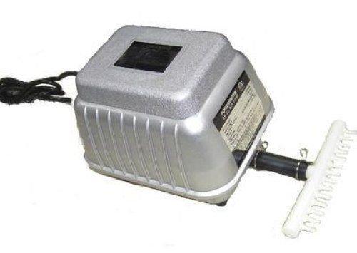 New Pond Aerator Pondmaster Ap 60 Deep Water Air Pump 5500 Cu Inmin 04560 po44t-kh435 H25w3326568