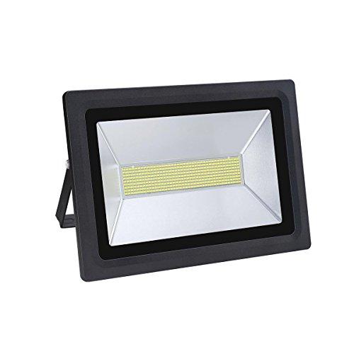 Solla 200W LED Flood Light Outdoor Security Lights Super Bright Led Floodlight Waterproof Landscape Spotlights Outdoor Wall Lighting 17200LMDaylight White5500-6000K960LEDs