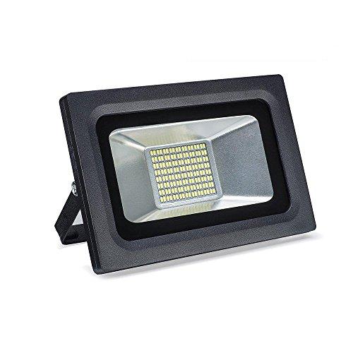 Solla 30W LED Flood Light Outdoor Security Lights 2250LM Warm White 2700-3500K144LEDs Super Bright Floodlight Waterproof Landscape Spotlight Outdoor Wall Lights