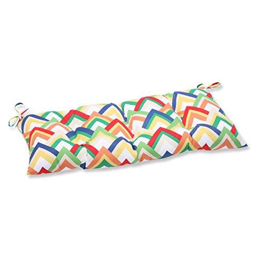Pillow Perfect IndoorOutdoor Resort Garden SwingBench Cushion