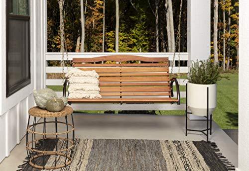 Jack Post CG-05Z Country Garden Swing Seat Bronze