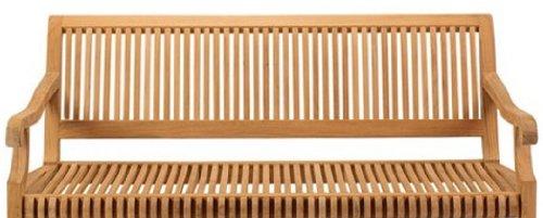 New Grade A Teak Porch Garden 6 Feet Swing Chair Only swingamp Sunbrella Cushions Sold Separately modelgiva