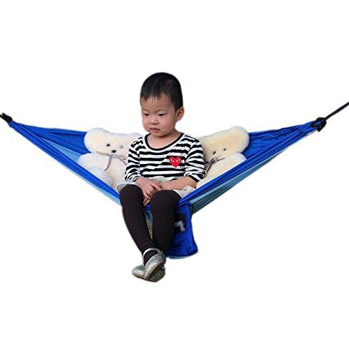 Funlife Parachute Hammock Kids Nylon Fabric Travel Camping Hammock