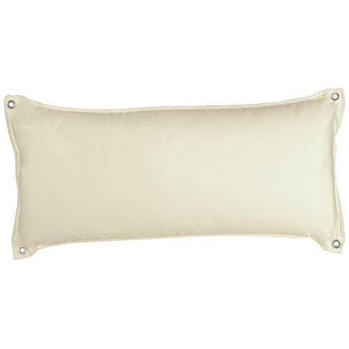 Pawleys Island Natural Chambray Traditional Hammock Pillow