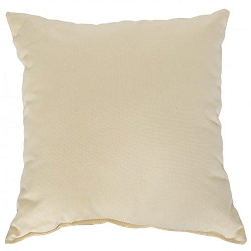 Hatteras Hammocks Oatmeal Outdoor Throw Pillow