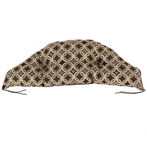 Hatteras Hammocks Tufted Hammock Pillow - Sunbrella Tango Mink