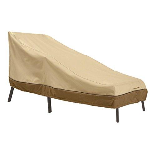 Classic Accessories Veranda Patio Chaise Lounge Cover Medium