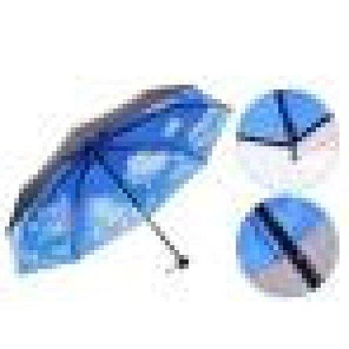 UmbrellaBaomabao The Super Anti-uv Sun Protection Umbrella Blue Sky 3 Folding Gift Parasols Rain Umbrellas For Women Men Free Shipping