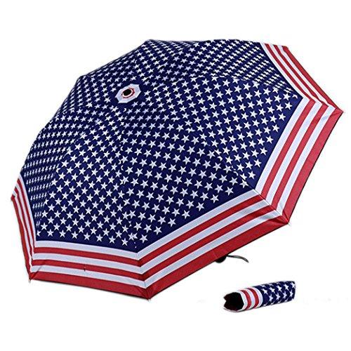 Umbrella Hat Odeer Anti UV Sun Protection Umbrella Sky 3 Folding Parasols Rain Umbrella MaterialPolyester
