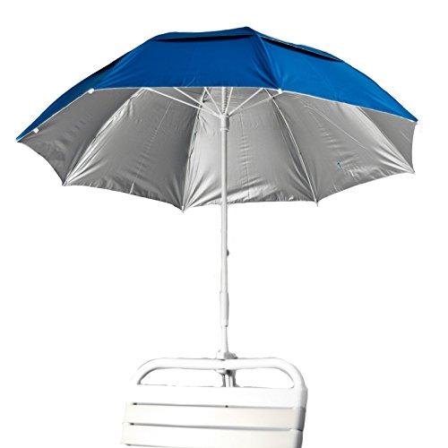 Frankford Umbrella Fiberglass Clamp Umbrella