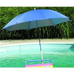 Rio Brand Beach Chair Clamp On Umbrella