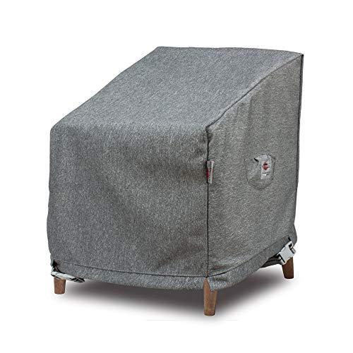 Shield Club Chair Cover Platinum