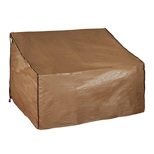 Abba Patio Outdoor Sofa Loveseat Cover Patio WickerRattan Lounge Porch Sofa Cover