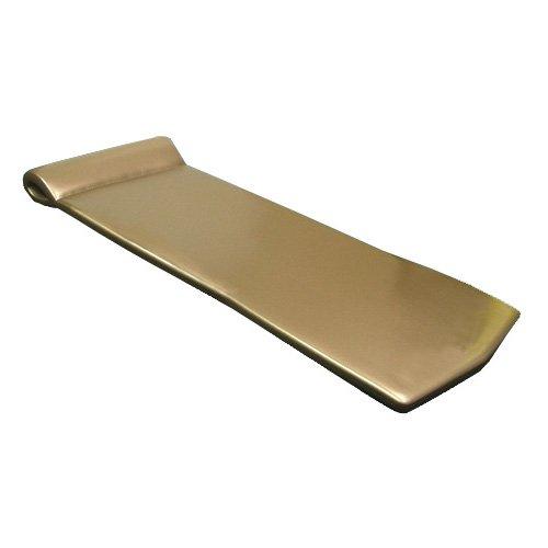 California Sun POOLFLOAT-BRONZE Deluxe Oversized Unsinkable Foam Cushion Pool Float Bronze