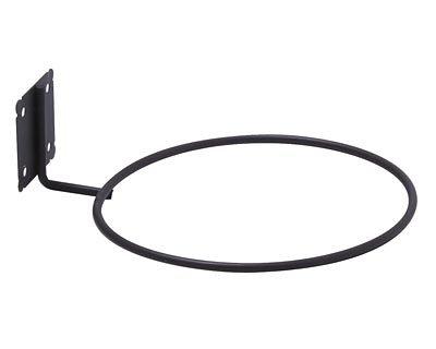 Panacea Pot Holder 8 - 10quot Wrought Iron Black
