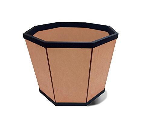 Susquehanna SGC Essential Potholder Cedar 3gallon12 x 12 x 10