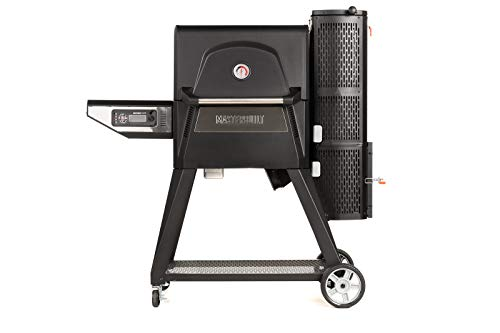 Masterbuilt MB20040220 Gravity Series 560 Digital Charcoal Smoker Grill Black