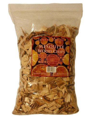 Jansal Valley Mesquite Wood Chips 32 Ounce