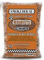 Smokehouse Wood Chips 12-pk Mesquite