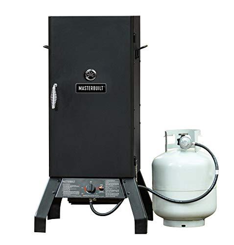 Masterbuilt MB20050511 MPS 130C Propane Smoker Black