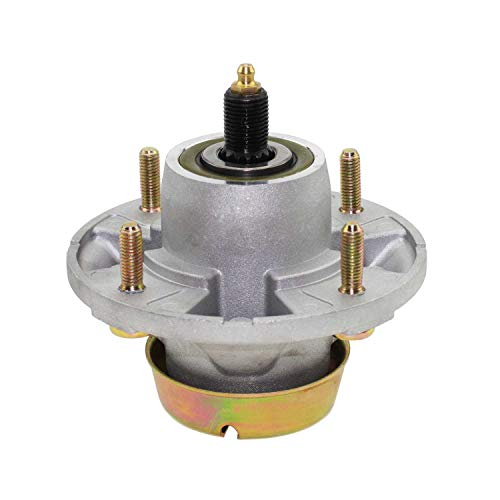 Parts Camp Replacement Spindle AM144377 for John Deere AM124498 AM131680 AM135349 Mower Spindle